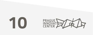 Innocrystal Praha - Jednací místnosti