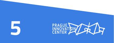 Innocrystal Praha - Konferenční místnosti