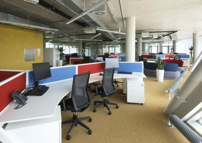 Kancelářské prostory Innocrystal Praha