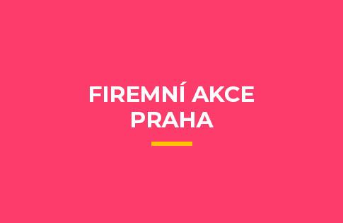 Prostory pro firemní akce Praha