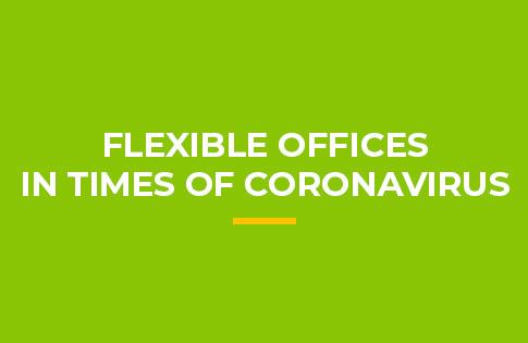 Flexible offices in times of coronavirus