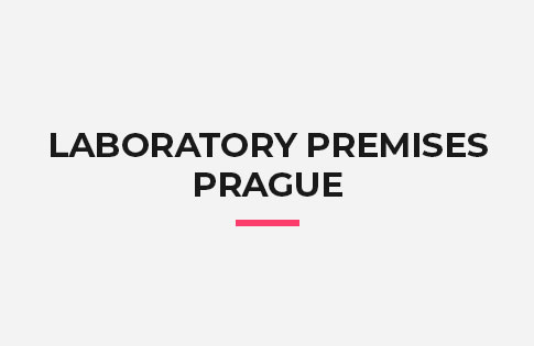 Laboratory premises Prague