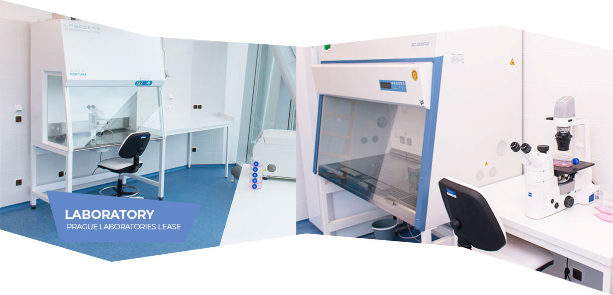 Laboratory premises